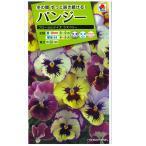 花の種 パンジー[フローラルディズ ラズベリー] 30粒l(メール便可能)