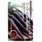 野菜の種/種子 パープルターゲット ニンジン  にんじん キャロット 人参 280粒 (メール便可能)