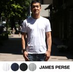 ジェームスパース メンズ Tシャツ クルーネック 半袖 MLJ3311 JAMES PERSE