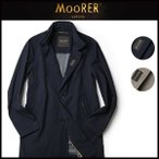 MOORER ムーレー スプリングコート メンズ HEKTOR-KN 2017SS 春夏 イタリア製