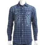 ショッピングハイドロゲン ハイドロゲン HYDROGEN シャツ 長袖 メンズ 150508 TARTAN BLUE GREEN アウトレット HYD大量入荷