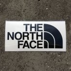 ノースフェイス THE NORTH FACE TNF Cutting Sticker ブラック (K) NN88106
