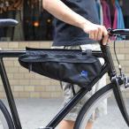 ジャンド JANDD Frame pack BLACK フレームパック ブラック フレームバッグ バイクバッグ 自転車用バッグ 収納バッグ 3L
