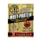 ゴールドジム(GOLD'S GYM) ホエイプロテイン チョコレート風味 720g F5572 計量スプーン付 (メンズ)