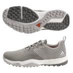 アディダス(adidas) ゴルフシューズ スパイクレス メンズ アディパワー フォージドS B37174GR (メンズ)