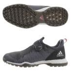 アディダス(adidas) ゴルフシューズ フォージファイバーボア ゴルフシューズ BB7851GR/P (レディース)