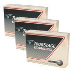 ツアーステージ(TOURSTAGE) ゴルフボール ブリヂストン エクストラディスタンス 3ダースセット ホワイト (Men's、Lady's)