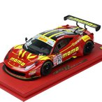 BBR MODELS 1/18スケール フェラーリ 458 GT3 Pirelli World Challenge 2015 MOMO