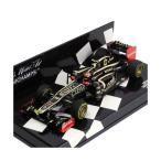 MINICHAMPS 1/43スケール ロータス F1チームルノー E20 R.グロージャン 2012 410120010