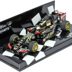 MINICHAMPS 1/43スケール ロータス F1チーム ロータス E23 ハイブリッド R.グロージャン 2015 417150008