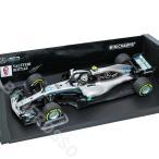 MINICHAMPS 1/18スケール メルセデス AMG ペトロナス F1チーム W09 EQパワー+ バルテリ・ボッタス 2018 110180077