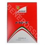 フェラーリ 2014 F14T メディア プレスリリース (宅急便コンパクト対応)