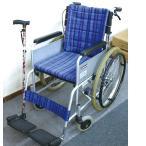 杖ホルダーつえポンKS(車椅子用)3個セット 介護用品 ステッキ 付属品 転倒防止 受付 車いす付属品