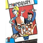 モンドリアン MONDRIAN  / ピチカードデザイン ボードゲーム