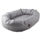 北欧 ベビー寝具 スリーププール ベビーベッド お昼寝 スウェーデン製 麻 リネン100% ブルー ライトグレー ピンク NGbaby MOOD