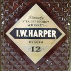 I.W.ハーパー 12年/バーボンウイスキー 750ml