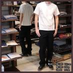 DELUXEWARE DLT-PB 半袖Tシャツ 3本針バインダーネック DLT SERIES COVER-NECK S/S TEE SHIRT DELTY. 3 PLAIN デラックスウエア
