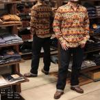 ショッピングSHIRTS JELADO AG23105 プレスマンシャツ PRESSMAN SHIRTS L/S ANTIQUE GARMENTS EAC ジェラード