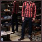 JELADO JP94109 ネルシャツ ショート丈 FLANNEL SHIRT L/S SHORT LENGTH JELADO PRODUCT JSC ジェラード