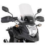 【バイク】【スクリーン】NC750X -2015/ NC700X GIVI社製 ラージ スクリーン
