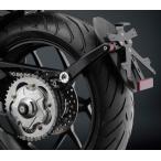 バイク フレームガード RIZOMA リゾマ スイングアーム スライダー MVアグスタ ブルターレ 675/800 1078RR 1090 RR 910 S 989 R F3 675/800