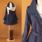 春コート (トレンチ スプリング)コート ステンカラ―  美スタイル  スプリング コート 1015n