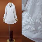 ワンピース フラワー 刺繍 シャツ チュニック 213
