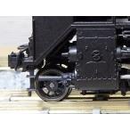 D51 498 先台車/従台車(シースルータイプのスポーク車輪)