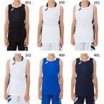 アシックス ジュニア キッズ Jr.ゲームシャツ バスケットボールウェア トップス ノースリーブ 袖なし 2064A009