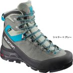 ショッピング登山 【送料無料】 サロモン レディース エックスアルプ X ALP MTN GTX(R) W 登山靴 山登り トレッキングシューズ ハイカット L39841000