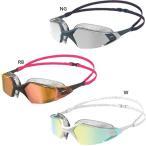 スピード メンズ レディース アクアパルスプロミラー Aquapulse Pro Mirror 水泳ゴーグル 曇り止め UVカット SE02001