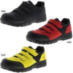 3E幅 テクシーワークス メンズ ソフト ライト フレキシブル プロテクティブスニーカー シューズ ベルクロ 安全靴 作業靴 WX-0002 WX-0002K