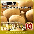 北海道産男爵いも10kg/じゃがいも/ジャガイモ/いも/だんしゃく/ニセコ/10キロ/送料無料