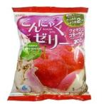 雪国アグリ こんにゃくゼリー  りんごプラス(18g×6個入)×6袋