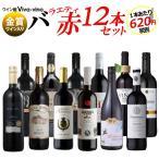 ワイン ワインセット 12本 赤ワインセット 赤 バラエティセット 辛口 金賞受賞入 送料無料 一部除外