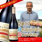 解禁日以降お届け ボジョレー ヌーボー2017 ボージョレー・ヴィラージュ・ヌーヴォー セリエ・デ・サン=テティエンヌ ワイン