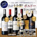 ワイン ワインセット すべてメダル受賞 フランスボルドー産 赤ワイン 6本セット 送料無料 一部除外 赤ワインセット