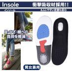 インソール 衝撃吸収 中敷き メンズ レディース サイズ調整能 かかと クッション 衝撃吸収インソール 男性 女性 スポーツ 靴ケア用品