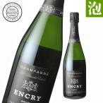 ワイン シャンパーニュ エンクリ ブリュット ブラン ド ブラン グランクリュ フランス産 辛口 泡 シャンパン