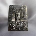 シルバーブローチ  メキシコ製  純銀