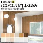 フクビ  浴室天井・壁装材  バスパネルBT・J  抗菌・UV塗装 本体のみ(200×3000mm)12枚入り カラー12色 BT3