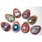 素焼きのオカリナ 大 1個 柄の指定不可 陶器製(セラミカ)ペルー製