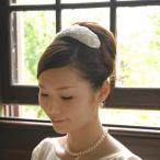 ボンネ ヘッドドレス ウエディング ウェディング  ブライダル パーティー ヘアアクセサリー ウェディングドレス ウエディングドレス N10