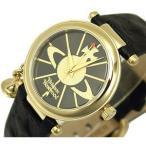 【海外正規品】 Vivienne Westwood ヴィヴィアンウエストウッド 腕時計 ヴィヴィアン ビビアン VV006BKGD レディース