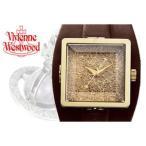 【海外正規品】 Vivienne Westwood ヴィヴィアンウエストウッド 腕時計 ヴィヴィアン ビビアン VV008GDBR レディース