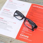 YGK104 さり気なさが引き込む、大人の色香 定形外郵便送料無料  READING GLASSES リーディンググラス 老眼鏡 Reading Glasses BONOX ダルトン