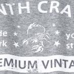 アメカジ/セブンスクローラー/メンズ Tシャツ 半袖/正規品 グレー