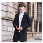 冬コート メンズ チェスターコート ロングコート テーラードジャケット 厚手 暖 高品質 アウター ビジネス 細身 ロング丈 通勤 あたたか