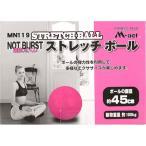 バランスボール ストレッチボール 45cm ギムニクボール フィットネスボール ダイエット ギムニクボール フィットネス ダイエット器具 インナーマッスル MN119