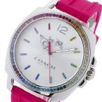 ショッピングコーチ コーチ 腕時計 レディース ボーイフレンド COACH ピンク